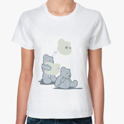 Классическая футболка 'Медведи'