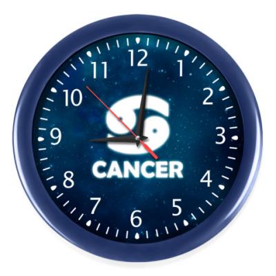 Настенные часы Знак зодиака. Рак