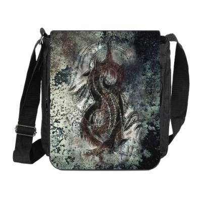 Сумка на плечо (мини-планшет) Slipknot