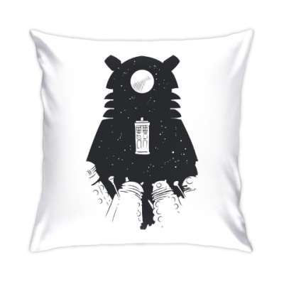 Подушка Доктор Кто