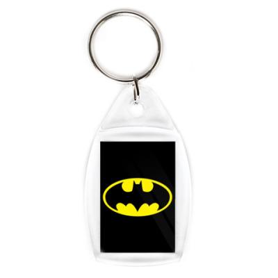 Брелок  bat_logo