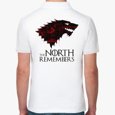 Рубашка поло The North Remembers