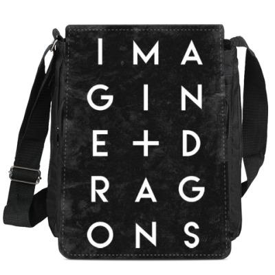 Сумка-планшет Imagine Dragons