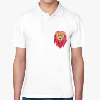 Рубашка поло Лев / Lion