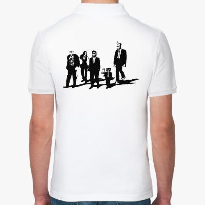 Рубашка поло Reservoir Guardians