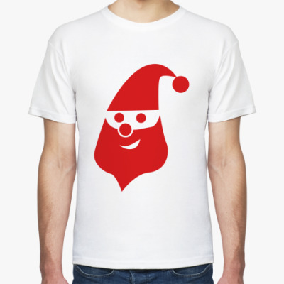 Футболка Красный Дед Мороз