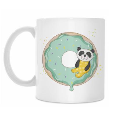 Кружка Donute Panda