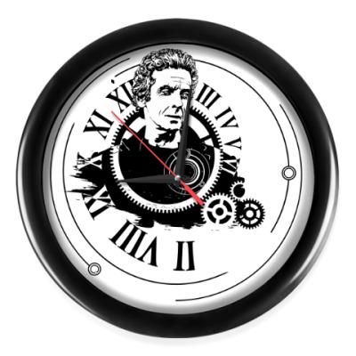 Настенные часы Ripples