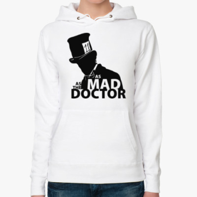 As mad as the Doctor