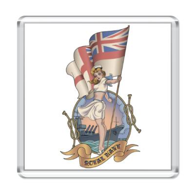 Магнит Royal Navy