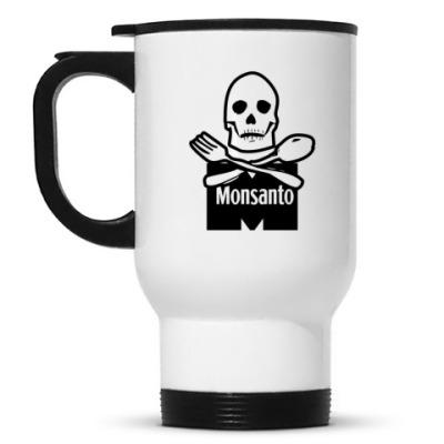 Кружка-термос Monsanto