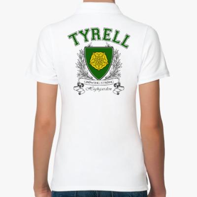 Женская рубашка поло House Tyrell