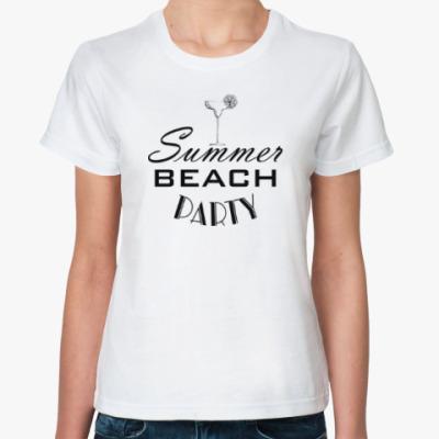 Классическая футболка Лучшее Лето!