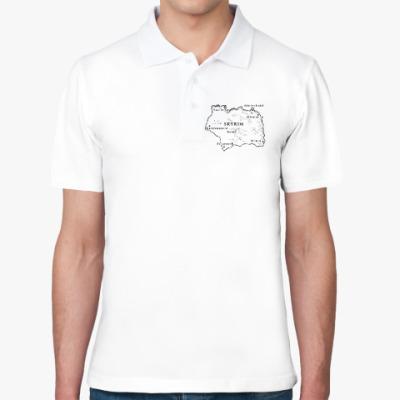 Рубашка поло Skyrim