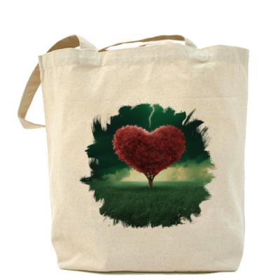 Сумка Saint Valentine's Day heart