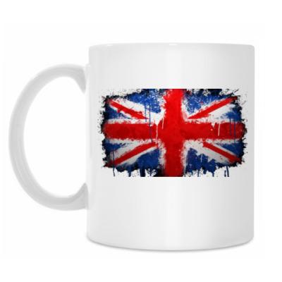 Кружка Great Britain флаг