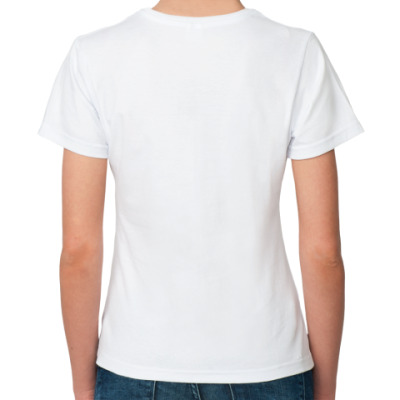 футболка ж BORN TO BE BAD