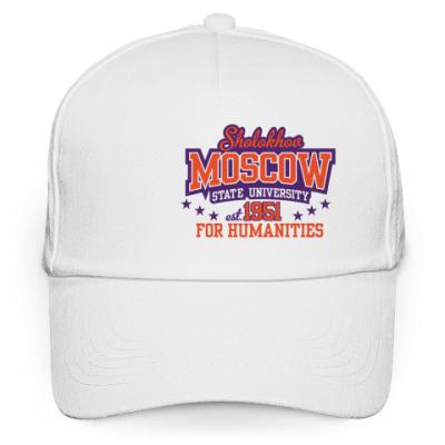 Кепка бейсболка МГГУ им. Шолохова Москва