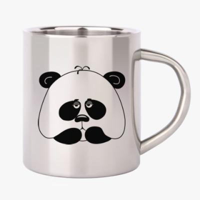 Грустная панда