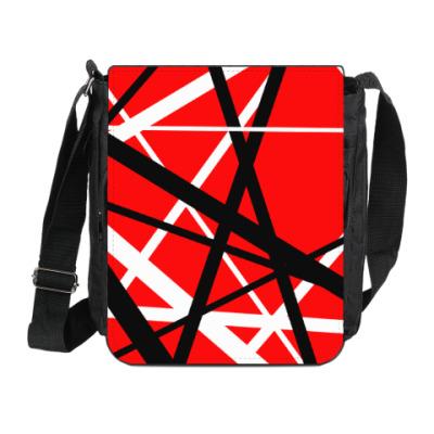 Сумка на плечо (мини-планшет) Van Halen