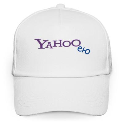 Кепка бейсболка Кепка  Yahoo ею