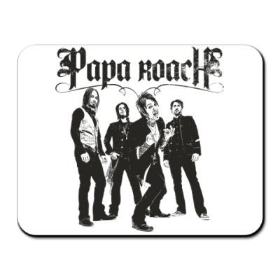 Коврик для мыши Papa Roach Group