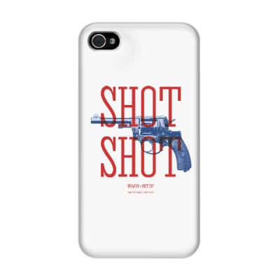 Чехол для iPhone 4/4s Оружие СССР