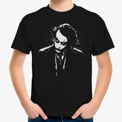 Детская футболка Joker