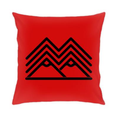 Подушка Символ Твин Пикс Twin Peaks