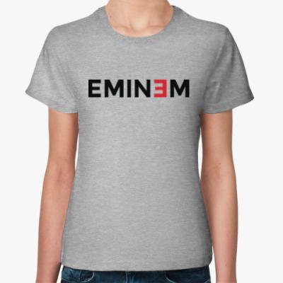 Женская футболка Eminem