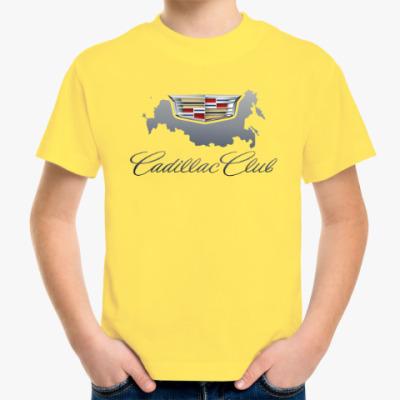 Детская футболка Детская футболка Fruit of the Loom, желтая