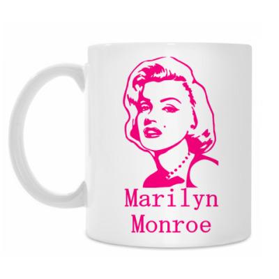 Кружка Marilyn Monroe