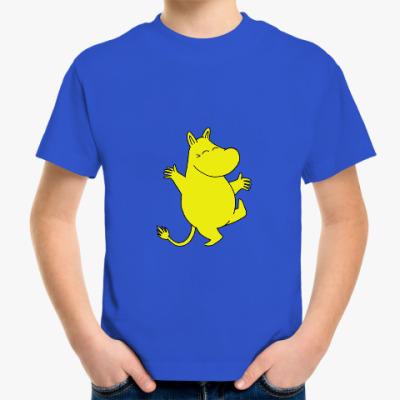 Детская футболка Мумик