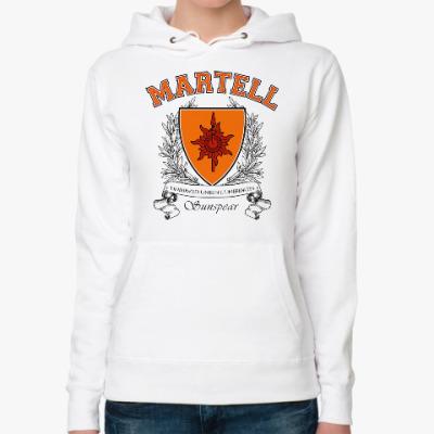 Женская толстовка худи House Martell