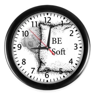 Настенные часы  Нежность