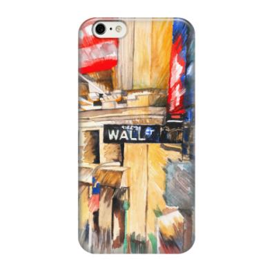 Чехол для iPhone 6/6s Уолл стрит