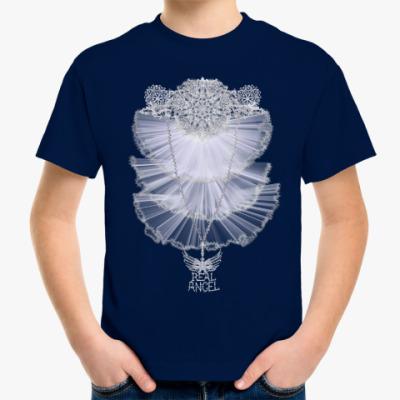 Детская футболка настоящий ангел!!