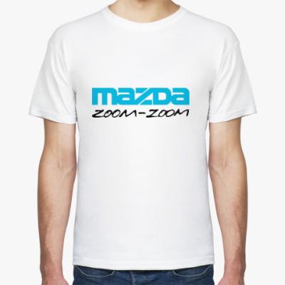 Футболка Мужская футболка Fruit of the Loom (белая)