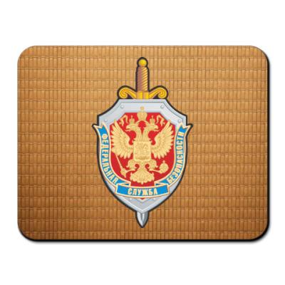Коврик для мыши ФСБ России: стильно и сильно!