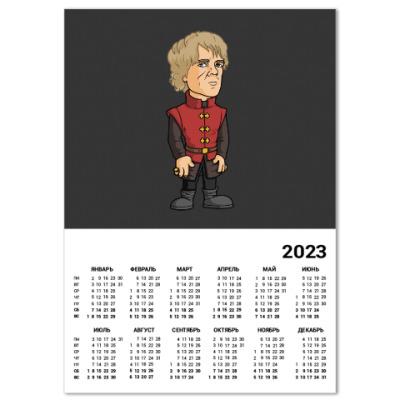 Календарь Игра Престолов: Тирион