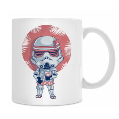 Beach Stormtrooper