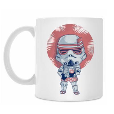 Кружка Beach Stormtrooper