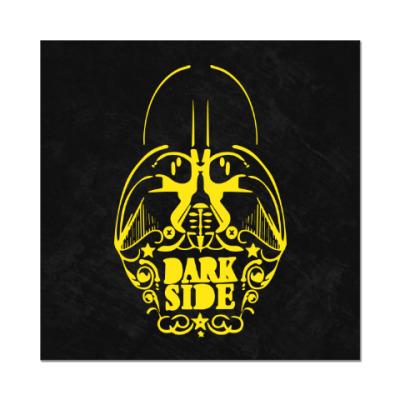 Наклейка (стикер) Dark Side