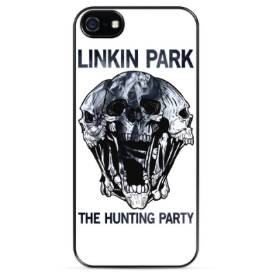 Чехол для iPhone Linkin Park The Hunting Party
