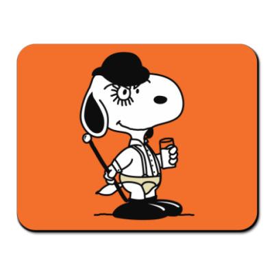 Коврик для мыши Snoopy Clockwork Orange