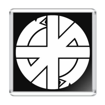 Магнит Crass 'Symbol'