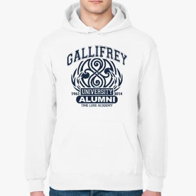 Толстовка худи Gallifrey University Alumni