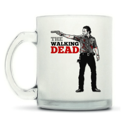 Кружка матовая The Walking Dead