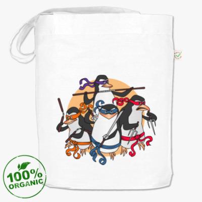 Сумка Пингвины ниндзя