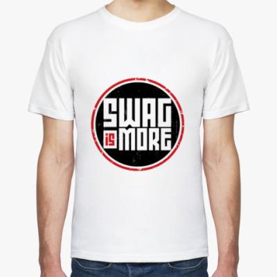 Футболка SWAG is More